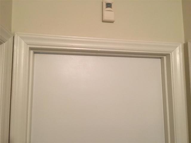 Jammed Door