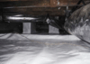Cleaning up a Crawl Space in Dover, NC
