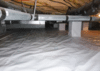 Fixing a Dirty Crawl Space in Swansboro, NC