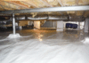 Fixing a Dirty Crawl Space and Sagging Floors in Princeton, NC