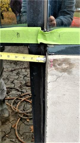 The amazement of what push piers can do in Burlington, Vermont - After Photo