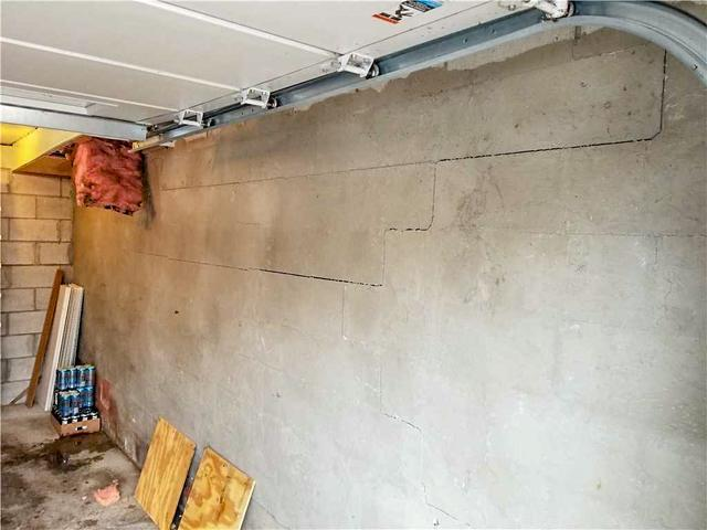 PowerBrace Foundation Wall Repair System in Underhill, Vermont