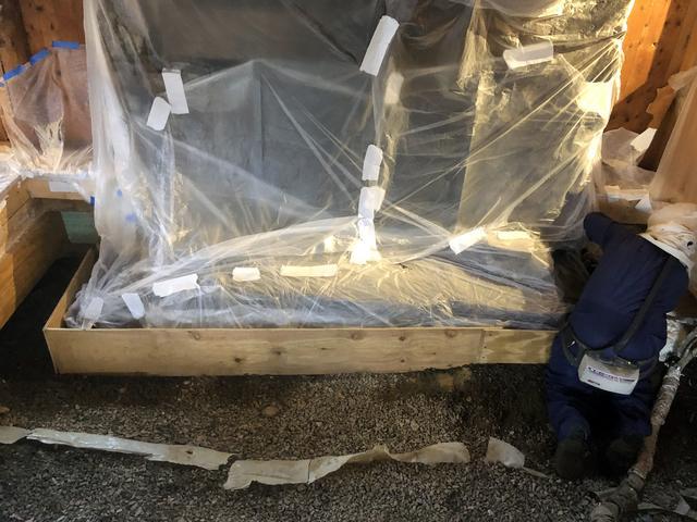 Spray Foam Insulation in Stowe, Vermont