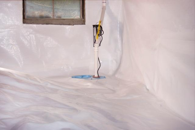 Crawl Space Sealing and Insulation in South Hero, Vermont