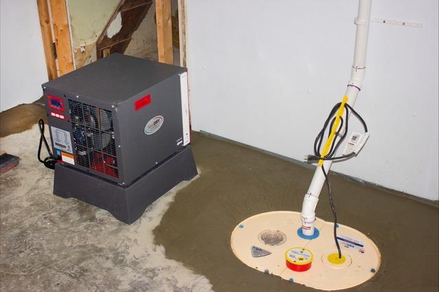 Basement Waterproofing in Shelburne, Vermont