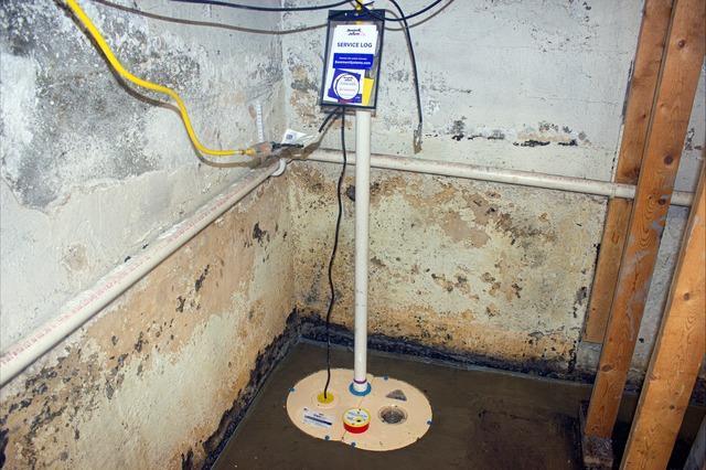 Basement Waterproofing in Burlington, Vermont