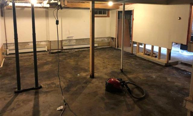 Basement Waterproofing in Middlebury, Vermont
