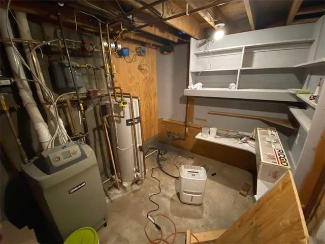 Foundation Waterproofing in Shelburne, Vermont