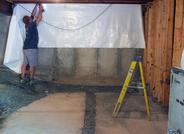 Clean Space Encapsulation System in South Burlington, Vermont