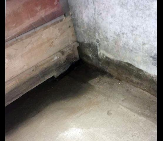 Basement Waterproofing in Jaffrey, New Hampshire.