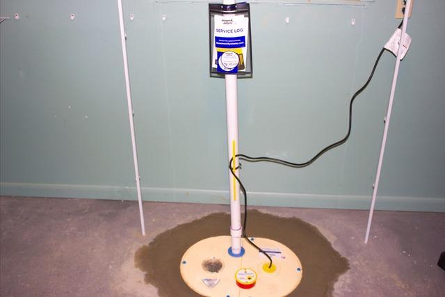 Basement Waterproofing in Williston, Vermont