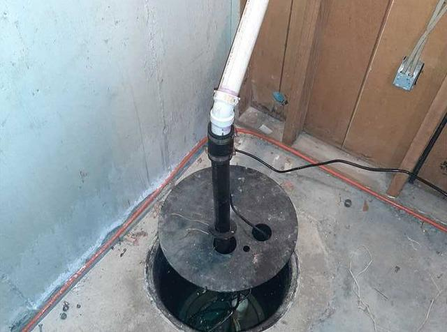 Basement Waterproofing in New London, New Hampshire