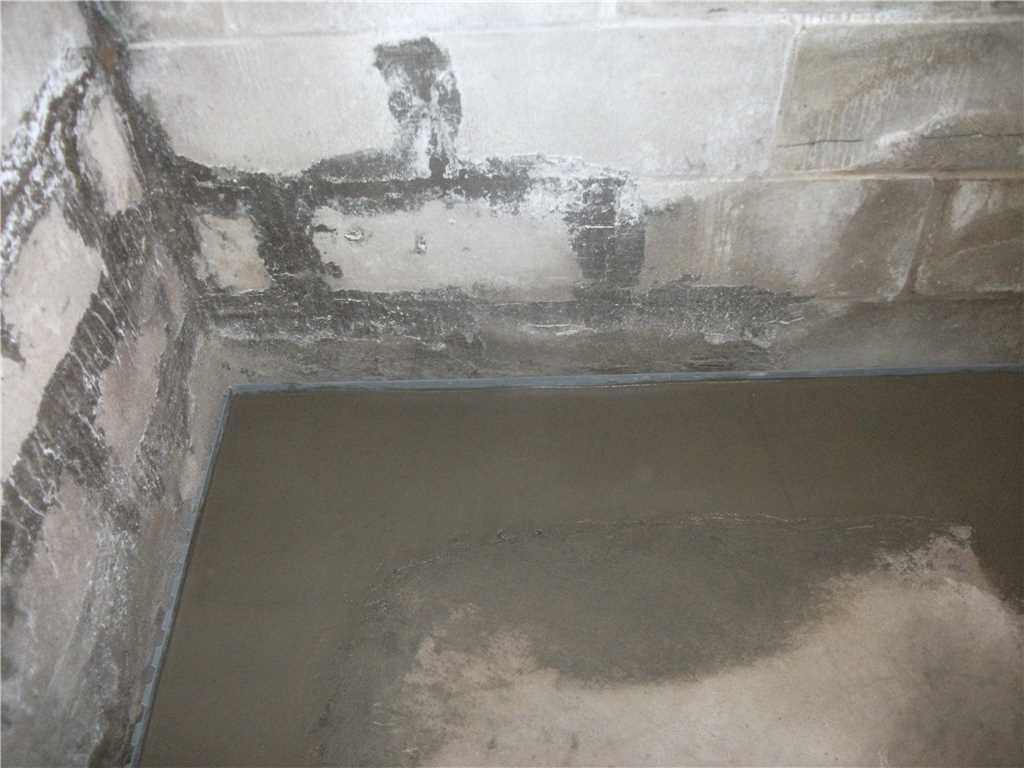 Wet & Leaky Basement Corrected Using WaterGuard in North Bay - After Photo