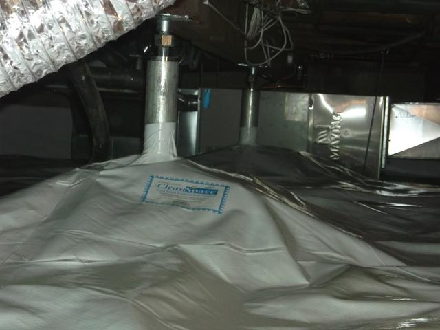 Sagging Floor and Moisture in Crawl Space in Sudbury, ON