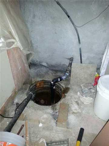 Ineffectual Sump Pump Replacement with WaterGuard and DryTrak in Garson