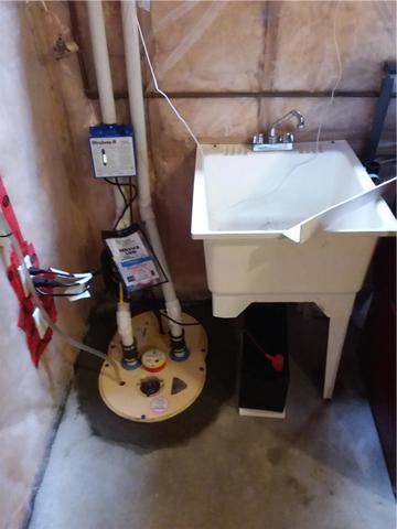 Sump Pump Replacement in Sudbury, ON