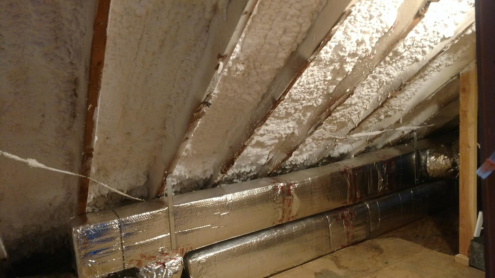 Insulation Transformation in Greenwich, CT - After Photo