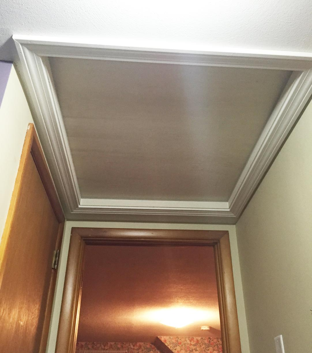 Attic Hatch Cover in Granby, CT - After Photo