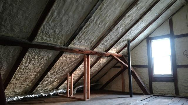 Insulation Installation in Brooklyn, CT