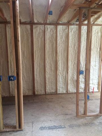 Spray Foam Insulation in Trumbull, CT
