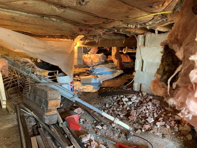 Crawl Space Insulation in South Lyme, CT