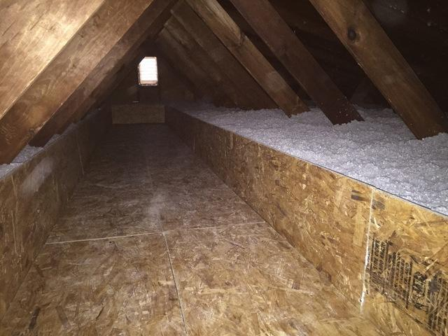 Attic Air Sealing and Insulation in Bethel, CT