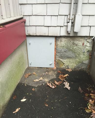 CleanSpace Vent Cover in Stamford, CT
