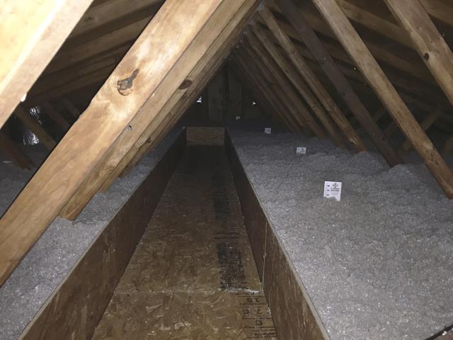 Cellulose Insulation Upgrade in Ellington, CT