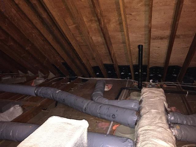 Blown Attic Insulation in Farmington, CT