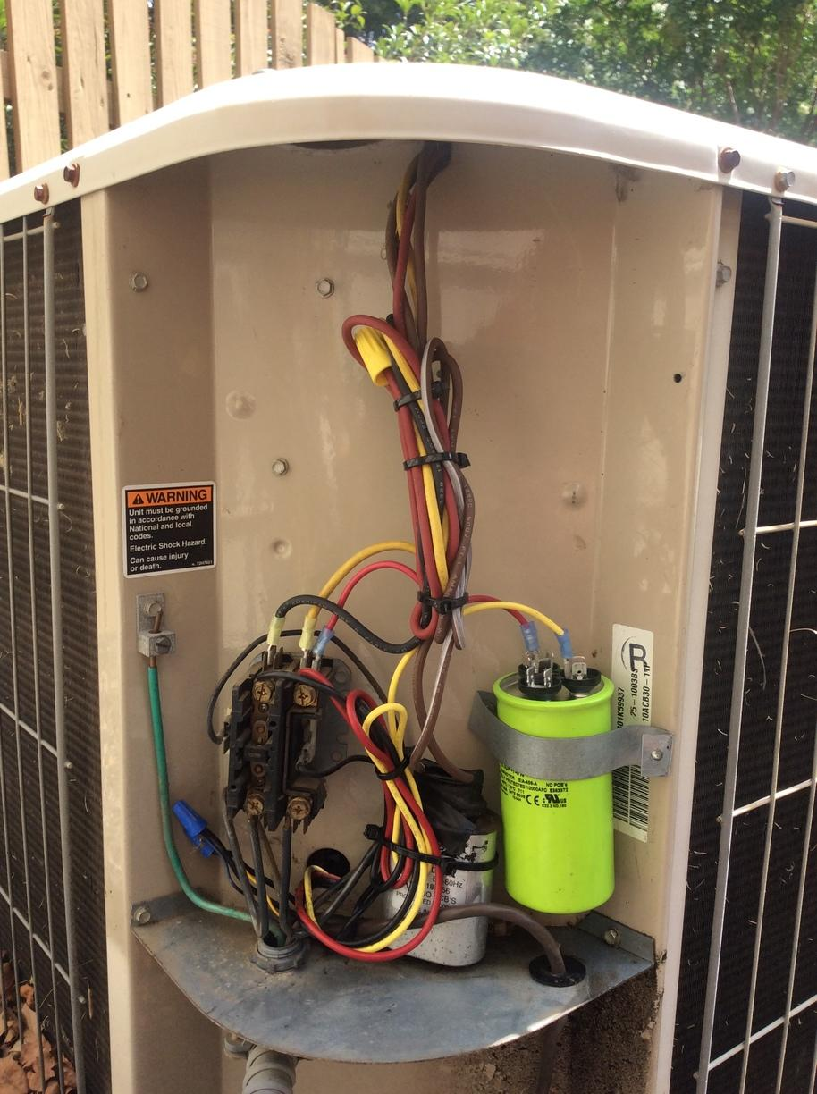 Cooling System Tune Up - Electrical - After Photo