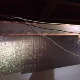 Crawl Space Sealing in Gastonia, NC - After Photo
