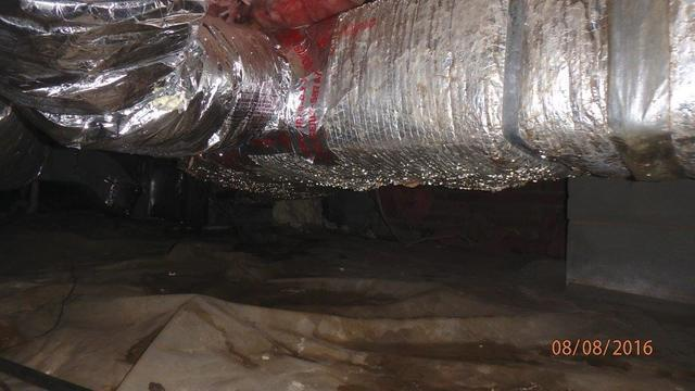 SmartSump Crawl Space Drainage System