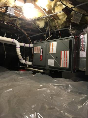 Air Conditioning and Heating System installation in Charlotte