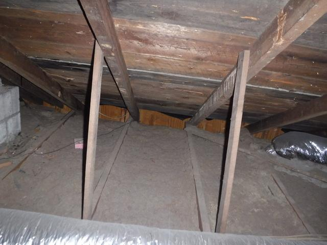 Attic Insulation upgrades in Charlotte NC