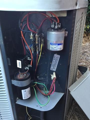 Heating Tune Up - Huntersville NC - After Photo