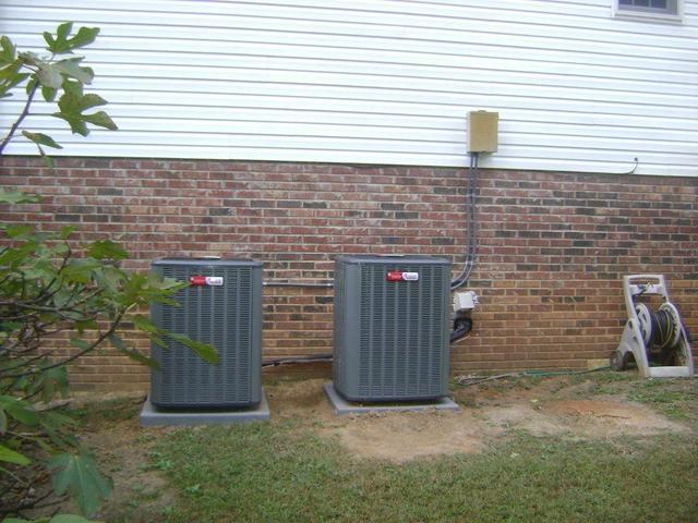 Heat pump replacements