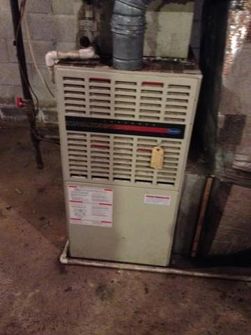 Replace A/C and Furnace