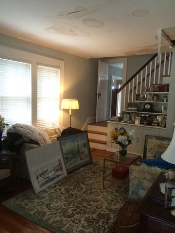 Burst Pipe & Water Damage in Fairfield, CT