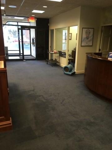 Flooded Business & Water Damage Restoration in Fairfield, CT