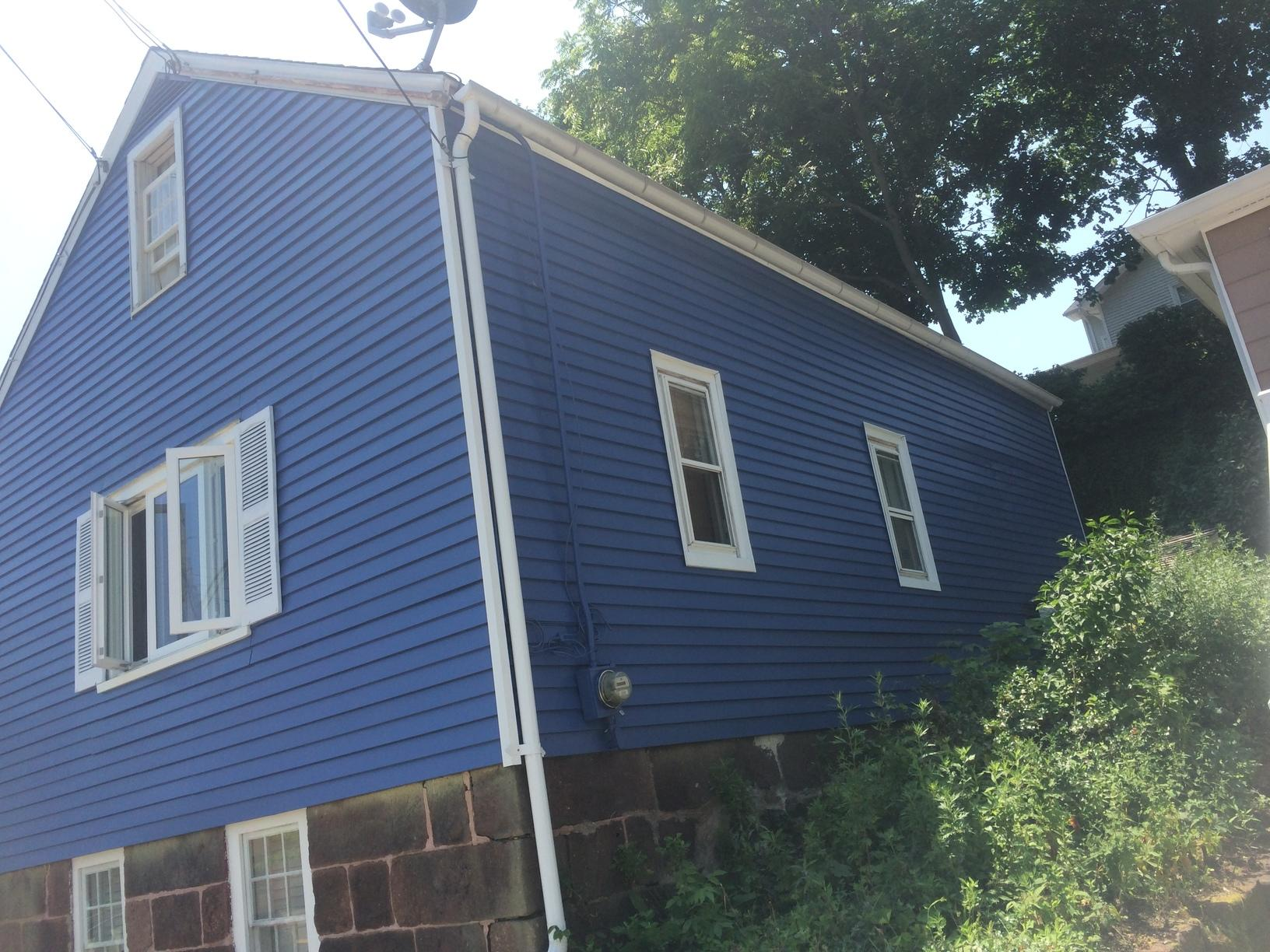 Home Exterior Painting in New Haven - After Photo