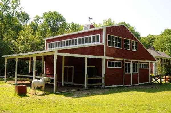 Barn Remodel & Paint Job in West Cornwall
