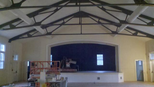 Kent, Connecticut Community Center Interior Painting Project - After Photo