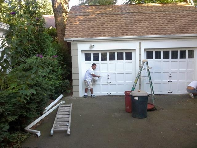 Painting and Roof Replacement in Hamden, CT