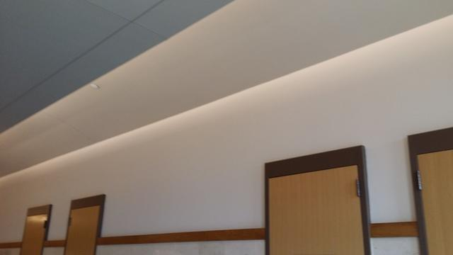Stamford Court House Wall Replacement and Painting - After Photo