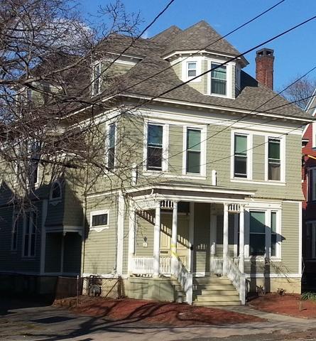 New Haven Liberty Exterior Restoration Project