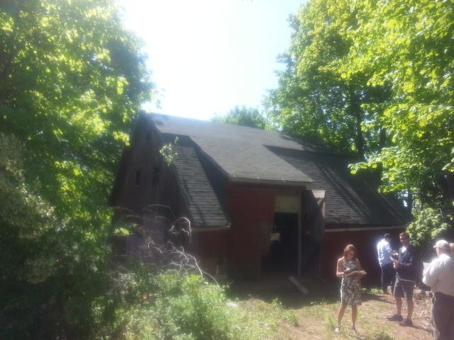 Hamden CT Barn Roof Restoration