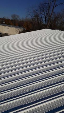 Brookfield Public Works Garage Roofing Restoration