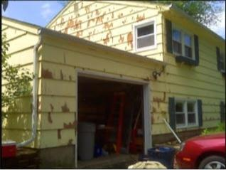 House Exterior Painting in Prospect, CT