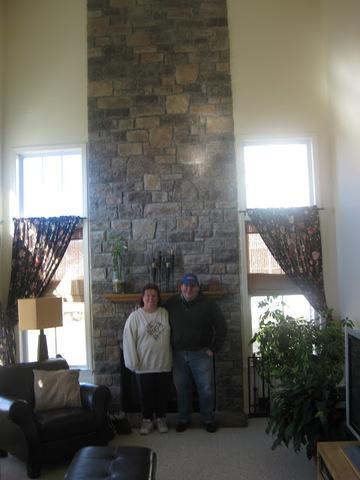 Home Interior Painting in Middlebury