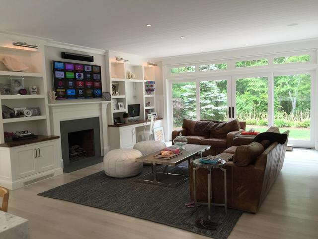 Branford, CT Home AV & Lighting Installation